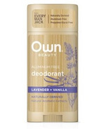 OWN Beauty by Every Man Jack Deodorant Lavender Vanilla