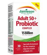 Jamieson Adult 50+ Probiotic Complex