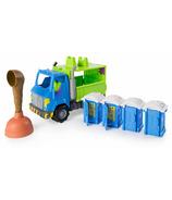 Flush Force Potty Wagon