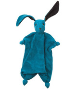 Peppa/Hoppa Tino Organic Bonding Doll in Teal Blue