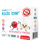 Simply Protein Kids Bar Strawberry Vanilla 5-Pack