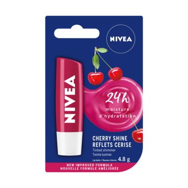 Nivea Fruity Shine Lip Care Cherry