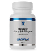 Douglas Laboratories Melatonin (3 mg.) Sublingual