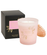 Eccolo Candle Botanical Blush Let The Beauty Wild Peony