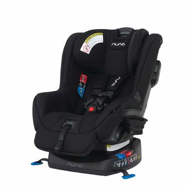 Nuna RAVA Convertible Car Seat Caviar