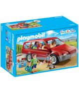 Playmobil Family Fun Family Car