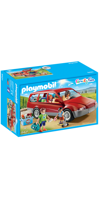 Buy Playmobil Family Fun Family Car From Canada At Well Ca Free Shipping