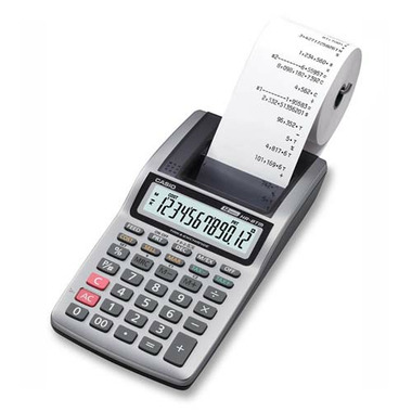Casio 12 Digit Desktop Printing Calculator