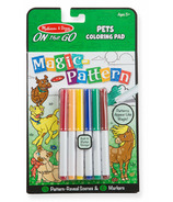 Melissa & Doug Magic Pattern Pad Pets
