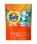 Tide PODS Plus Febreze Odor Defence Laundry Detergent Pacs Botanical Rain