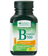 Adrien Gagnon B Complex 100 with Folic Acid
