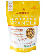 Rawcology Banana Raw Crunch Granola