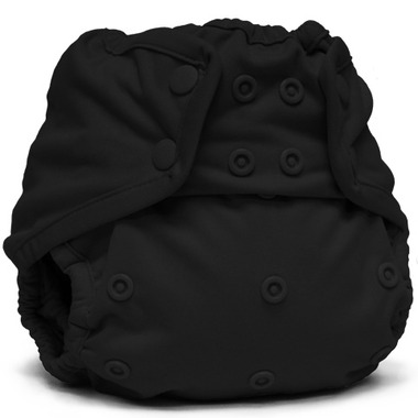 Kanga Care Rumparooz One Size Cloth Diaper Cover Snap Closure Phantom