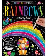 Make Believe Ideas Scratch and Sparkle: Rainbows Activity Book