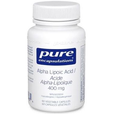 Pure Encapsulations Alpha Lipoic Acid