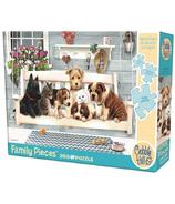 Cobble Hill Porch Pals Puzzle