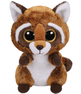 Ty Beanie Boo's Rusty The Raccoon