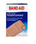 Band-Aid Extra-Large Tough Strips