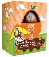 Moo Free Organic Cheeky Orange Egg