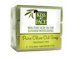 Kiss My Face Bar Soaps