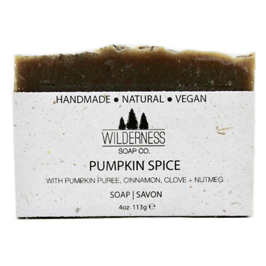 Wilderness Soap Co. Pumpkin Spice Soap