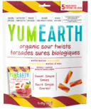 YumEarth Organic Sour Twists