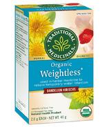 Traditional Medicinals Tisane bio Weightless