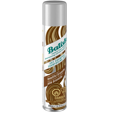 Batiste Dry Shampoo Spray Beautiful Brunette