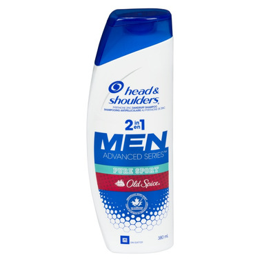Head & Shoulders Old Spice Pure Sport 2-in-1
