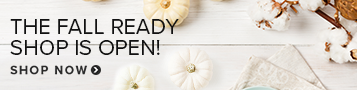 Fall Ready Shop