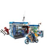 Playmobil City Action Prison Escape
