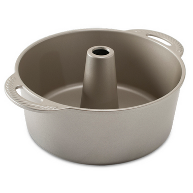 Nordic Ware Classic Cast Pound Cake & Angelfood Pan