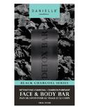Danielle Creations Detoxifying Charcoal Face & Body Bar Soap