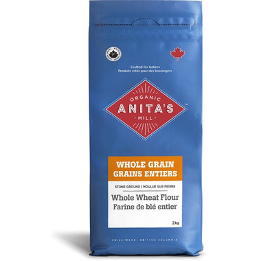 Anita\'s Organic Mill Stone Ground Whole Wheat Flour