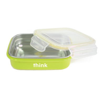 Thinkbaby Bento Box Light Green
