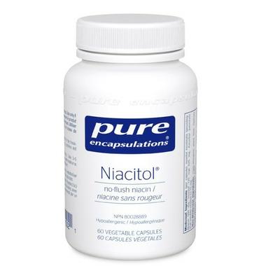 Pure Encapsulations Niacitol 500 mg