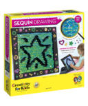 Creativty for Kids Sequin Drawing