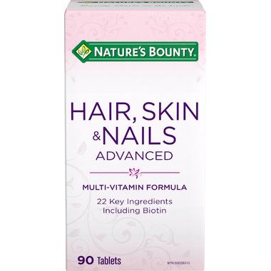 Nature\'s Bounty Hair, Skin & Nails Advanced