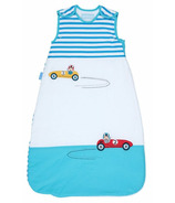 Grobaby Baby Sleep Bag 1.0 Tog Riviera