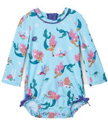 Hatley Mermaid Tales Baby Rashguard Swimsuit
