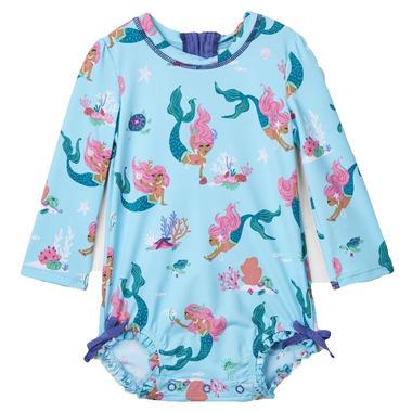 Hatley Mermaid Tales Baby Rashguard Swimsuit