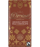 Divine Chocolate Milk Chocolate