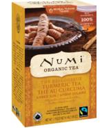 Numi Organic Amber Sun Tumeric Tea