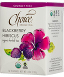 Choice Organic Teas Blackberry Hibiscus Tea