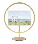Umbra Infinity Photo Display Matte Brass