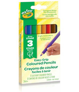 Mes premiers crayons de couleur à prise facilitée de Crayola
