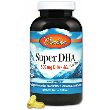 Carlson Super DHA Gems