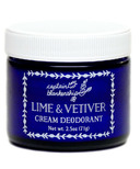 Captain Blankenship Lime and Vetiver Deodorant