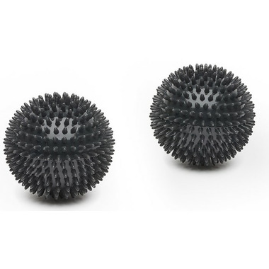 Halfmoon Massage Balls Charcoal