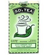 SD's Tea with Green Tea